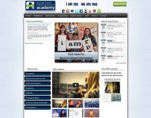 web design for schools
