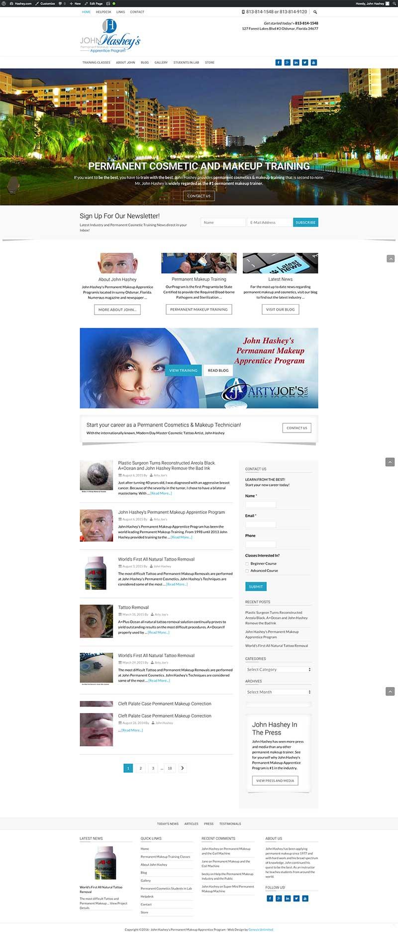 ecommerce marketing web development