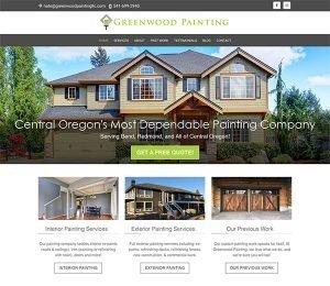 Greenwood Painting Website Image