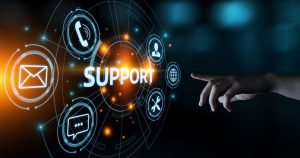 web hosting customer support
